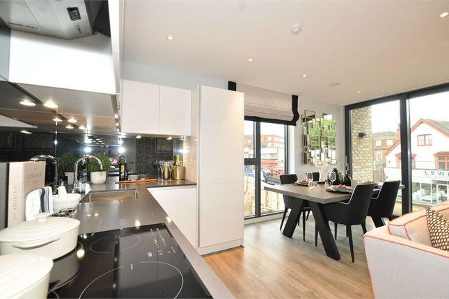 Thumbnail Flat for sale in London Square, High Street, Staines Upon Thames, Surrey