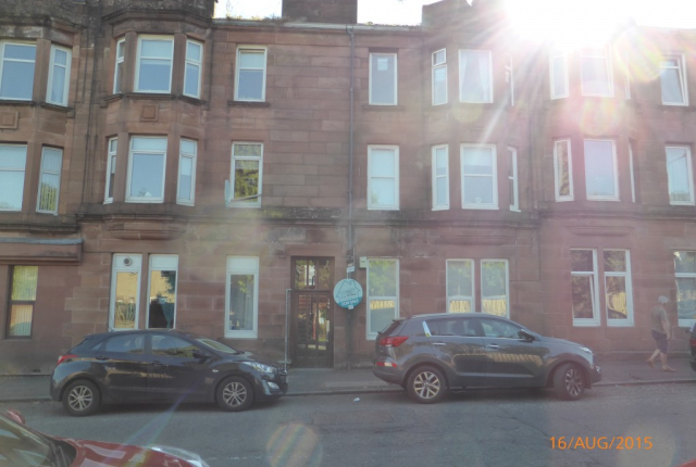 Thumbnail Flat to rent in Dumbarton Road, Old Kilpatrick