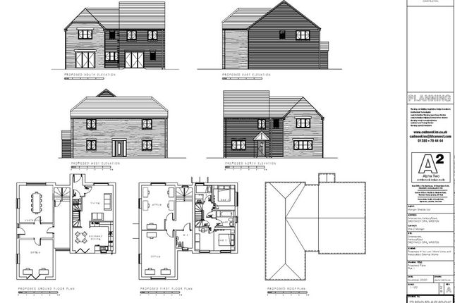 Thumbnail Land for sale in Hanbury Road, Hanbury Wharf, Droitwich Spa, Worcestershire