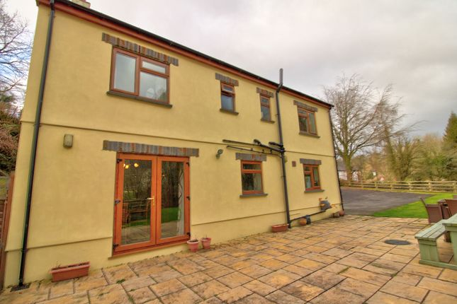 Thumbnail Detached house for sale in Trapp, Llandeilo