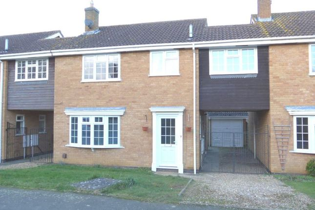 Thumbnail Link-detached house to rent in Jasper Road, Oakham