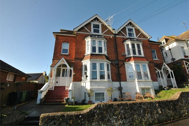 Thumbnail Flat for sale in Manor Road, Bexhill-On-Sea, East Sussex