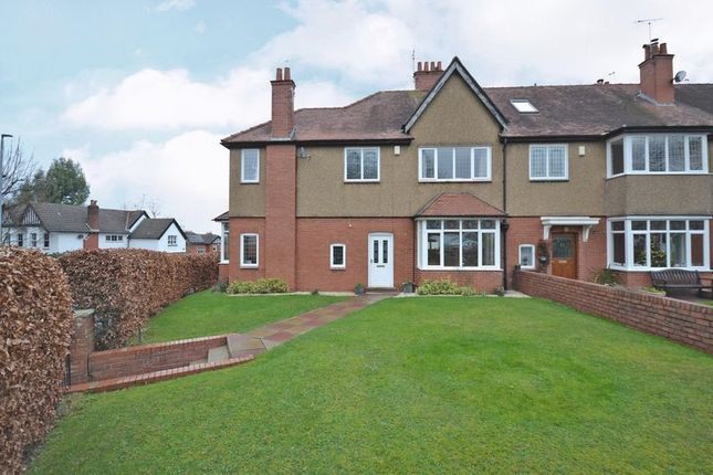 Thumbnail Semi-detached house for sale in Outstanding Period House, Edward Vii Crescent, Newport