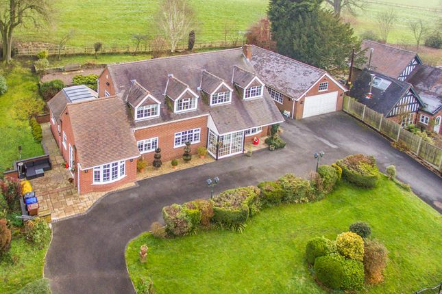 Thumbnail Detached house for sale in Hollybush Road, Newborough, Burton-On-Trent