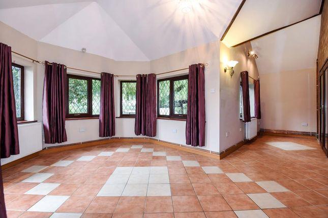 Reception Room of Knapplands, Newbridge-On-Wye LD1