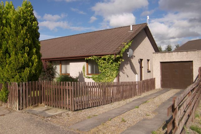 Thumbnail Semi-detached bungalow for sale in Morlich Place, Aviemore