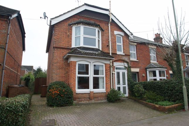 Thumbnail Detached house to rent in Junction Road, Andover