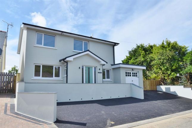 Thumbnail Detached house for sale in West Street, Rosemarket, Milford Haven