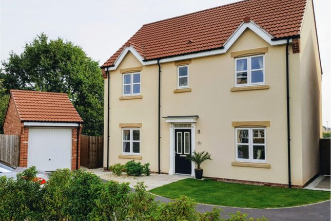Thumbnail Detached house for sale in Maybell Close, Gainsborough, England