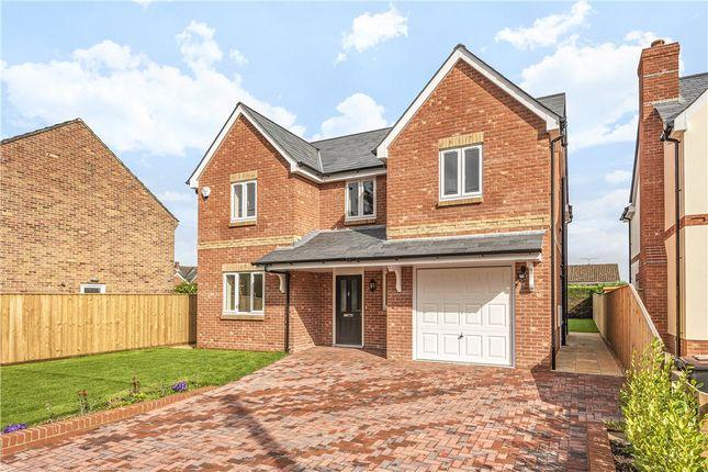 Thumbnail Detached house for sale in Balls Lane, Sturminster Marshall, Wimborne