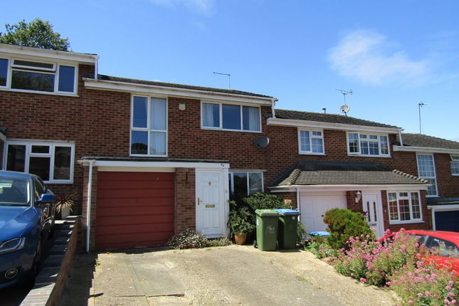 Thumbnail Terraced house to rent in Robinia Green, Southampton