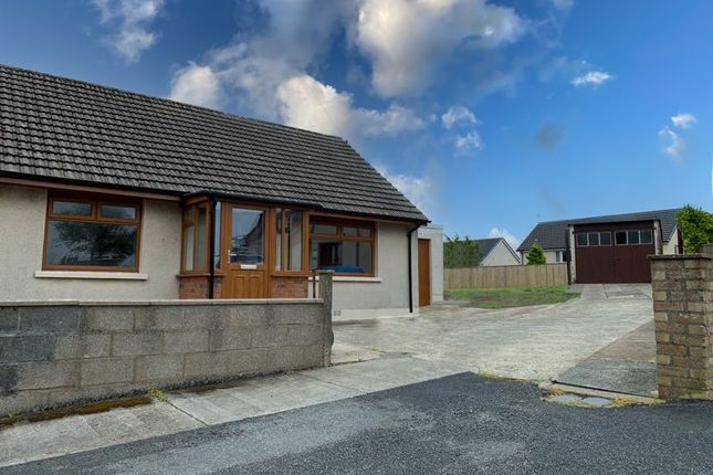 2 bed semi-detached bungalow to rent in Greenway Close, Hook, Haverfordwest SA62
