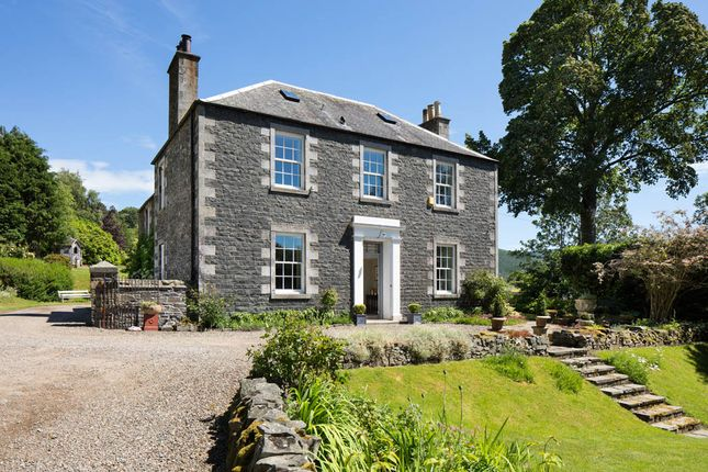 Thumbnail Detached house for sale in Peebles Road, Walkerburn