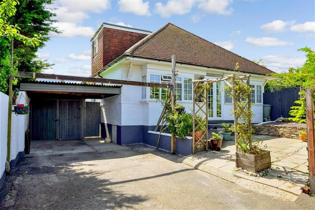 Detached bungalow for sale in Warren Rise, Brighton, East Sussex