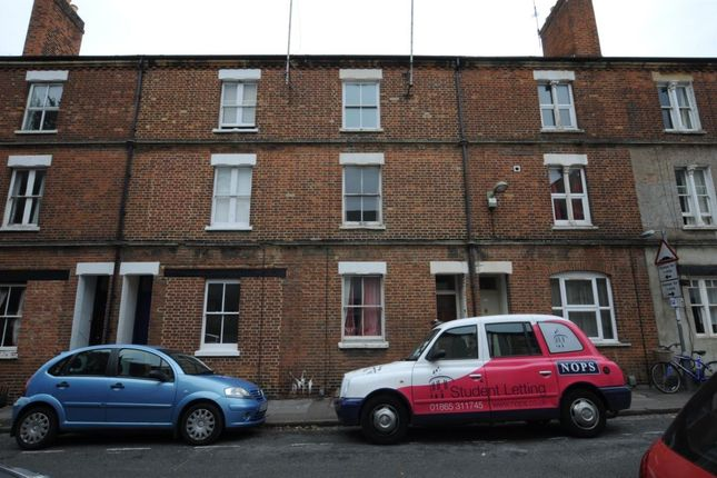 Thumbnail Property to rent in Cardigan Street, Oxford