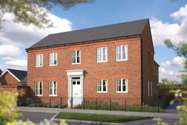 """Thumbnail Detached house for sale in """"The Montpellier"""" at Steppingley Road, Flitwick, Bedford"""