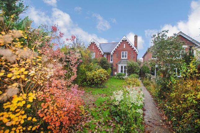 Thumbnail Semi-detached house for sale in Oak Road, Southampton