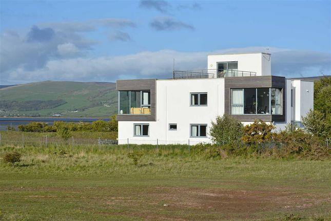 Thumbnail Detached house for sale in Borwick Rails, Millom, Cumbria
