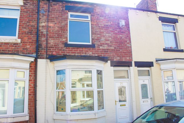 Thumbnail Terraced house to rent in Surrey Street, Middlesbrough