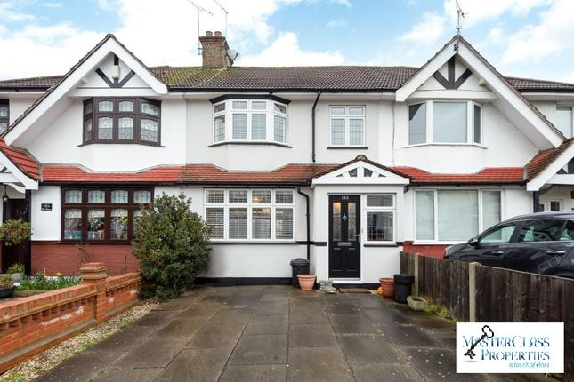 Thumbnail Terraced house to rent in The Avenue, Hornchurch, London