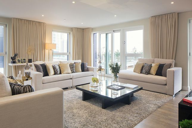 "Thumbnail Duplex for sale in ""Watts Penthouse"" at Wandsworth Road, London"