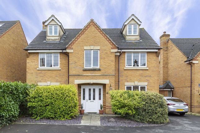 Thumbnail Detached house for sale in Champs Sur Marne, Bradley Stoke, Bristol