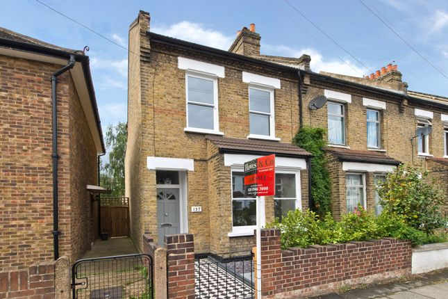 4 bed end terrace house for sale in Russell Road, London