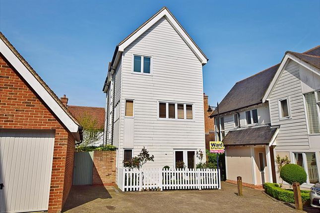 Thumbnail Detached house for sale in Edgar Close, Kings Hill, West Malling, Kent