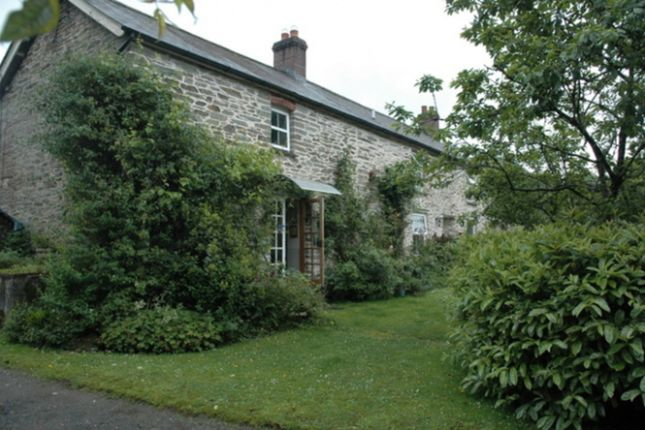 4 bed detached house for sale in Pontselli, Boncath, Carmarthenshire