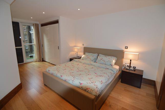 Triplex to rent in Siddons Lane, Baker Street, London