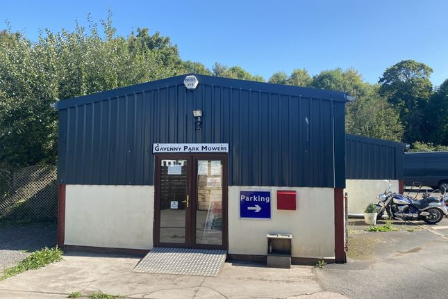 Thumbnail Commercial property for sale in Abergavenny, Monmouthshire