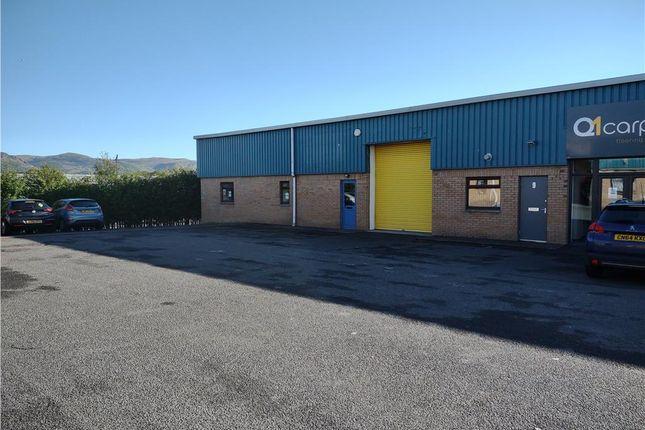 Light industrial to let in Unit 8, 9 Munro Road Springkerse Industrial Estate, Stirling