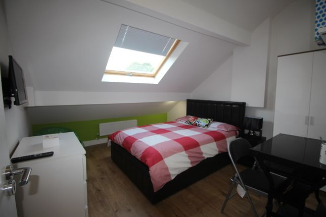 Thumbnail 8 bed shared accommodation to rent in Egerton Road, Manchester