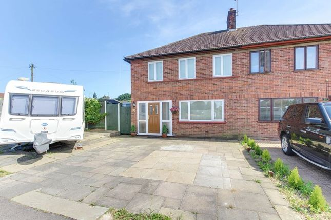 Thumbnail Semi-detached house for sale in Ambrose Avenue, Colchester