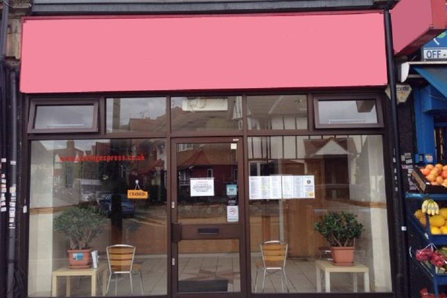 Thumbnail Restaurant/cafe to let in Finchley Road, Temple Fortune, London