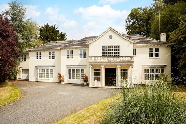 Thumbnail Detached house to rent in Kier Park, Ascot