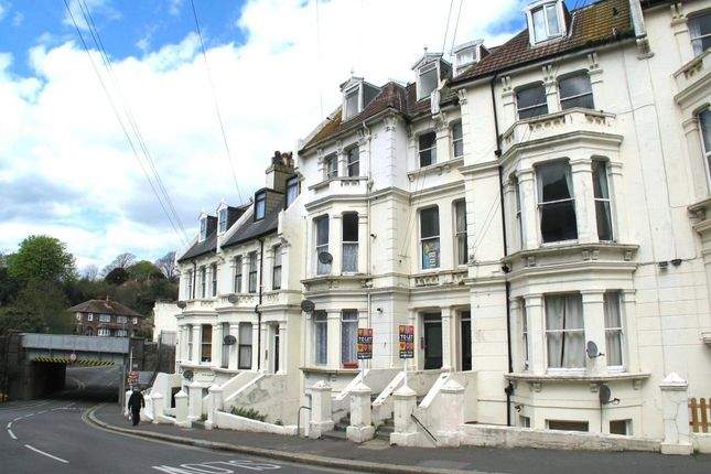 Thumbnail Detached house to rent in Cornwallis Terrace, Hastings