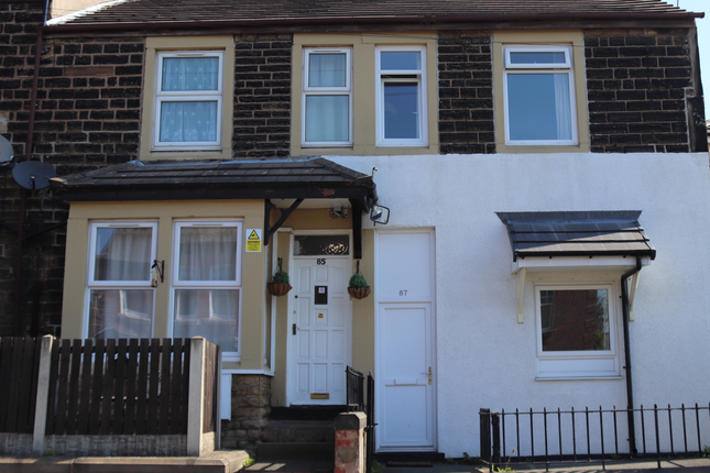 Thumbnail Terraced house for sale in Carleton Road, Carleton, Pontefract