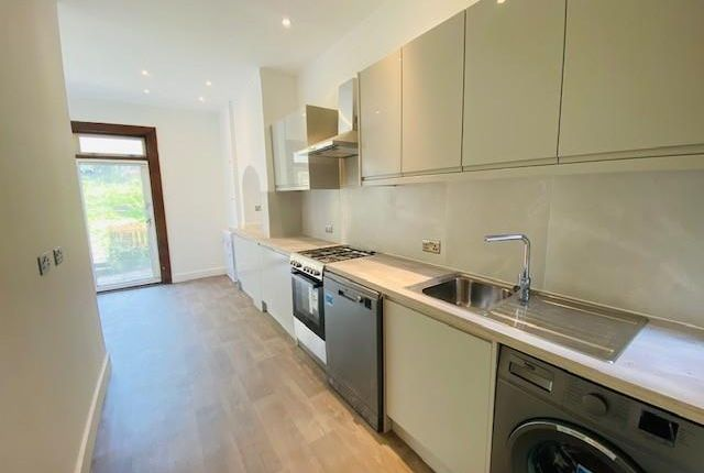 Thumbnail End terrace house to rent in Melfort Road, Thornton Heath