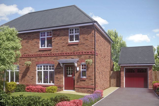 Thumbnail Detached house for sale in Reginald Road, St Helens