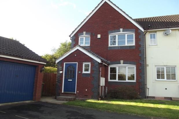 Thumbnail Property to rent in Devonport Close, Redditch