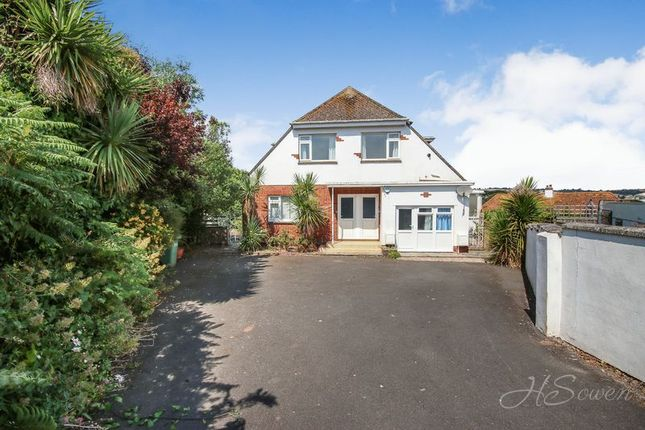 Thumbnail Detached house for sale in Roundham Crescent, Paignton