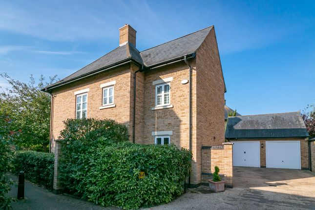 Thumbnail Detached house for sale in Gladstone Drive, Fairfield, Herts
