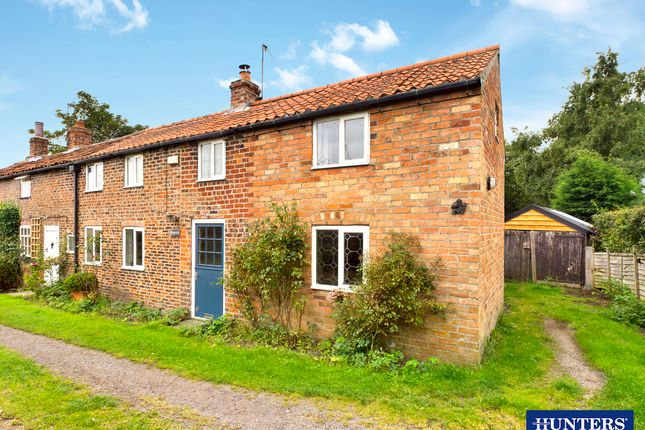 Thumbnail Cottage for sale in Wayside, Ings Lane, East Cottingwith, York
