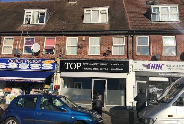 Thumbnail Retail premises for sale in Deansbrook Road, Burnt Oak