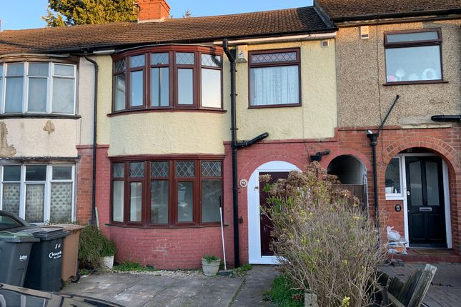 3 bed terraced house to rent in Filmer Road, Luton LU4