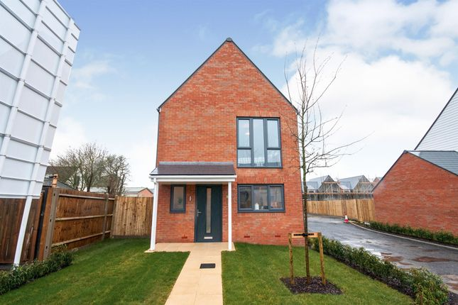 Thumbnail Link-detached house for sale in Dittons Road, Polegate
