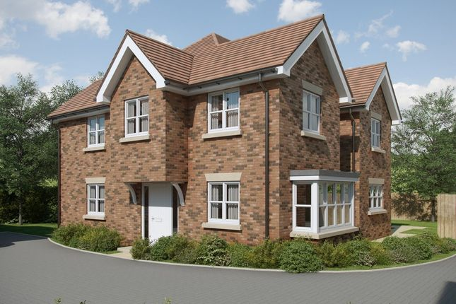 Thumbnail Detached house for sale in Sandycroft, Warsash, Southampton