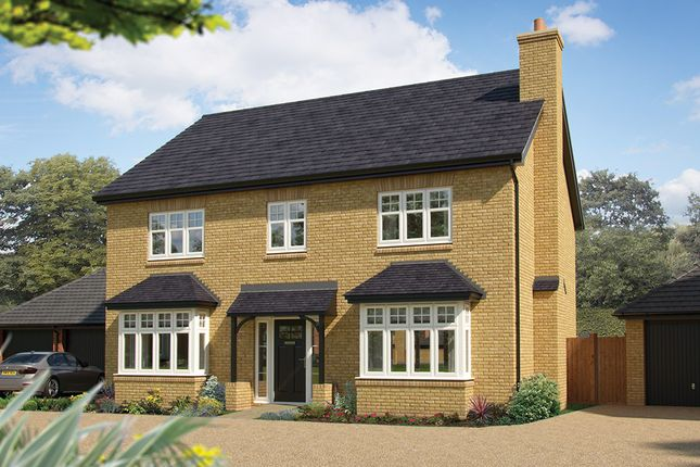 """5 bed detached house for sale in """"The Lime"""" at Heyford Park, Camp Road, Upper Heyford, Bicester OX25"""
