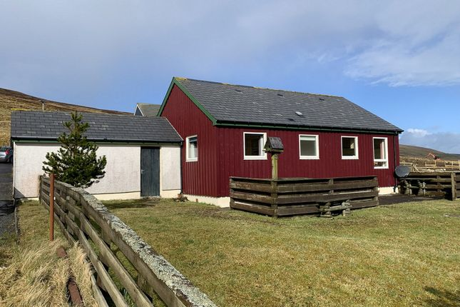 Thumbnail Detached house for sale in Mulla, Voe, Shetland